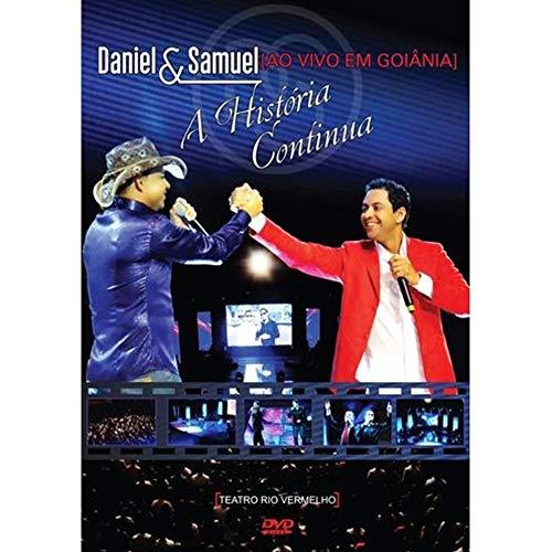 DANIEL & SAMUEL - DANIEL & SAMUEL - AO VIVO EM GOIANIA - A