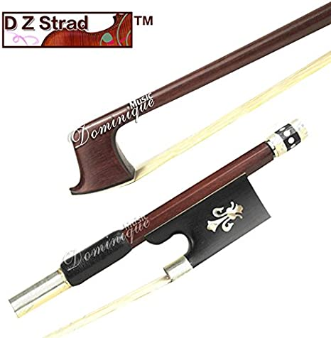 D Z Strad Model 202 Pernambuco Violin Bow 4//4 - Full Size