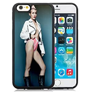 Beautiful Custom Designed Cover Case For iPhone 6 4.7 Inch TPU With Miley Cyrus Phone Case Kimberly Kurzendoerfer