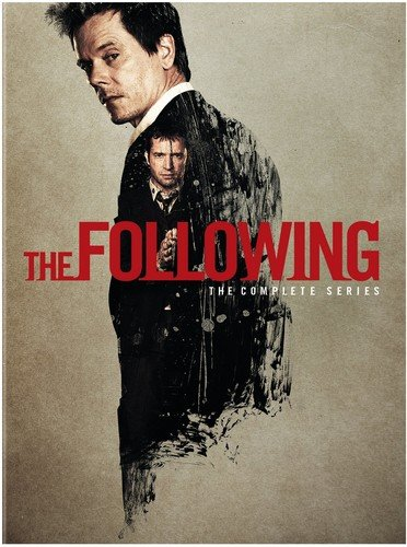 DVD : The Following: The Complete Series (3PC)