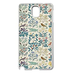 QWSPY Painted Flower Phone Case For Samsung Galaxy note 3 N9000 [Pattern-5]