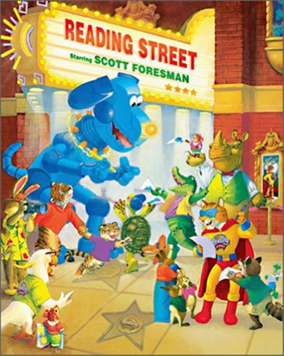 Reading Street 2008 STUDENT EDITION (HARDCOVER) GRADE 2.2