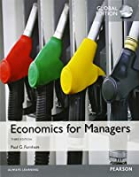 Economics for Managers, Global Edition, 3rd Edition Front Cover