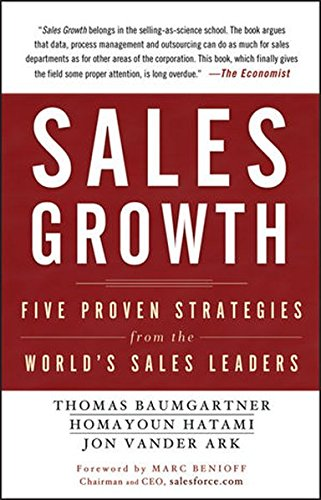 Sales Growth  Five Proven Strategies From The Worlds Sales Leaders