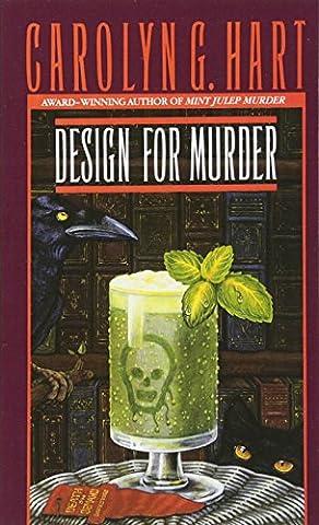 Design for Murder (Death on Demand Mysteries, No. 2) (Carolyn Hart Death On Demand)
