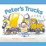 Peter's Trucks, Sallie Wolf, 1623520347
