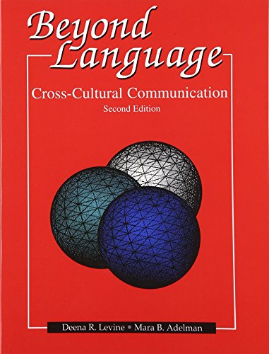 Beyond Language: Cross Cultural Communication