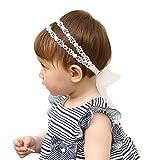 Xinshi Baby Girl Soft Headband Big Flower Petals
