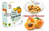 Crispy freeze dried fruit Apricot Rich in Vitamin A+C For your heart and your eyes Healthy Snack 100% all Natural Oil-Free 30g. (1.06 Oz)