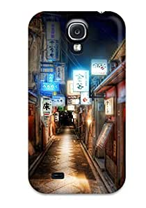 Snap-on Case Designed For Galaxy S4- Chinatown Hdr