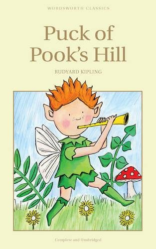 Book cover for Puck of Pook's Hill
