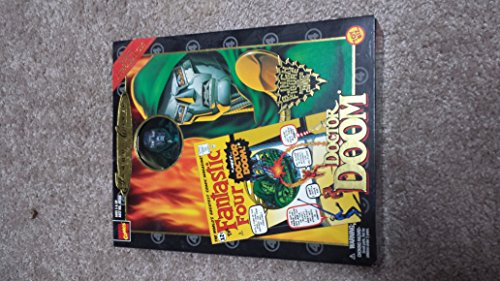 Doom Marvel Dr - Famous Cover Series Doctor Doom 8 Action Figure by Marvel