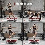 """pelpo 38"""" Folding Mini Trampoline, Fitness"""