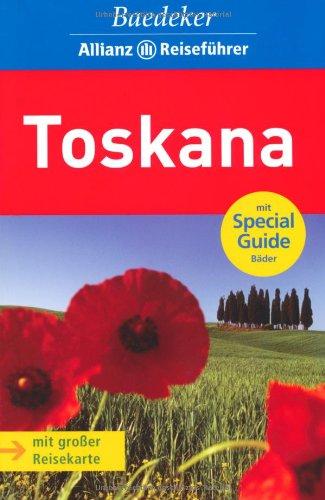 Baedeker Allianz Reiseführer Toskana