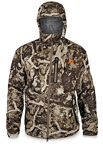 First Lite Woodbury Insulated Jacket, Insulation, Color: Cipher, Size: Xl (Lite Insulated Jacket)