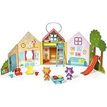 Sago Mini - Portable Playset - Jinja's House