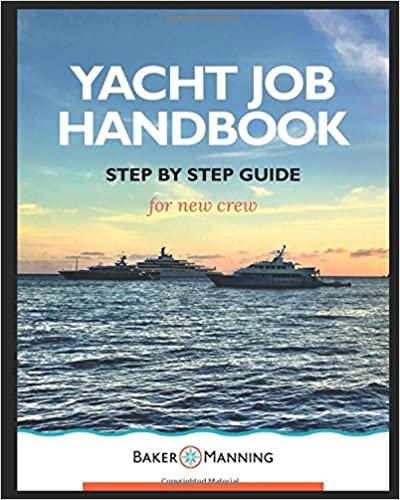 Book Yacht Job Handbook Full Guide