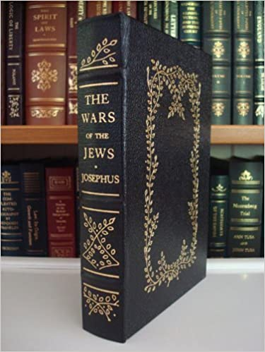 The Wars of the Jews (full leather, 2012 Gryphon Ancient