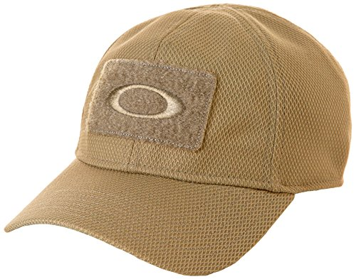 Oakley Mens Men's SI Cap, Coyote, L/X-Large ()
