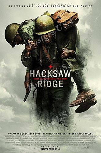 Posters USA - Hacksaw Ridge Movie Poster GLOSSY FINISH - MOV