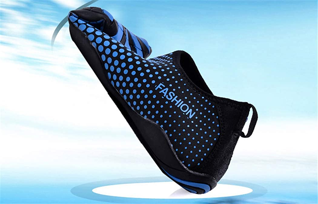 Yeshyn Summer Men Water Shoes Outdoor Swimming Shoes Beach Shoes Flat Soft Sneakers