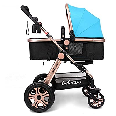 Pram Newborn Carriage Infant Travel Car Foldable Pram Baby Stroller Pushchair by belecoo that we recomend personally.