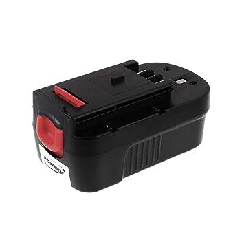 Batería para Black & Decker Podadora GPC1800 2000mAh: Amazon ...