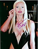 Caprice Bourret 8 X 10 Autograph Photo on Glossy Photo Paper