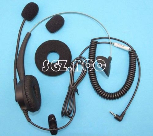 SUNDELY 2.5mm Jack universal Hands Free headset for Kyocera Qualcomm 2135 2235 2255 3035