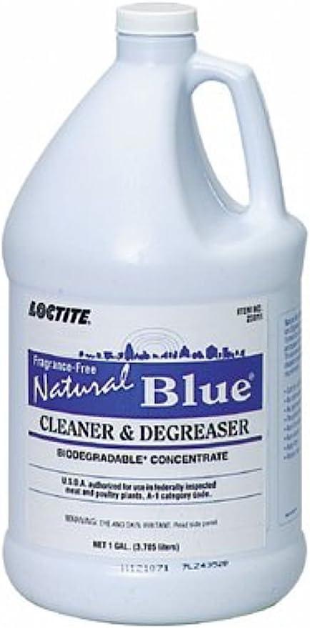 Natural azul® – Limpiador y Desengrasante 1 L biodegradables ...