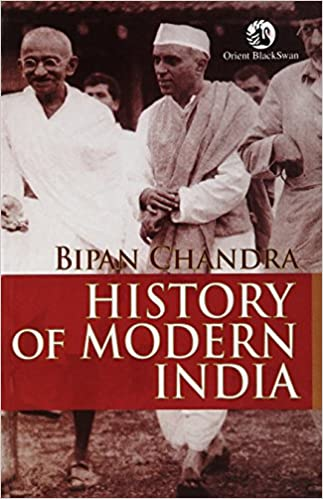 History of modern Indian – Bipin Chandra