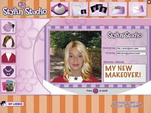 Girl Tech Styling Studio Software Download