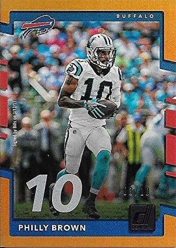 Amazon.com: 2017 Panini Donruss Jersey Number Parallel #275 Philly ...
