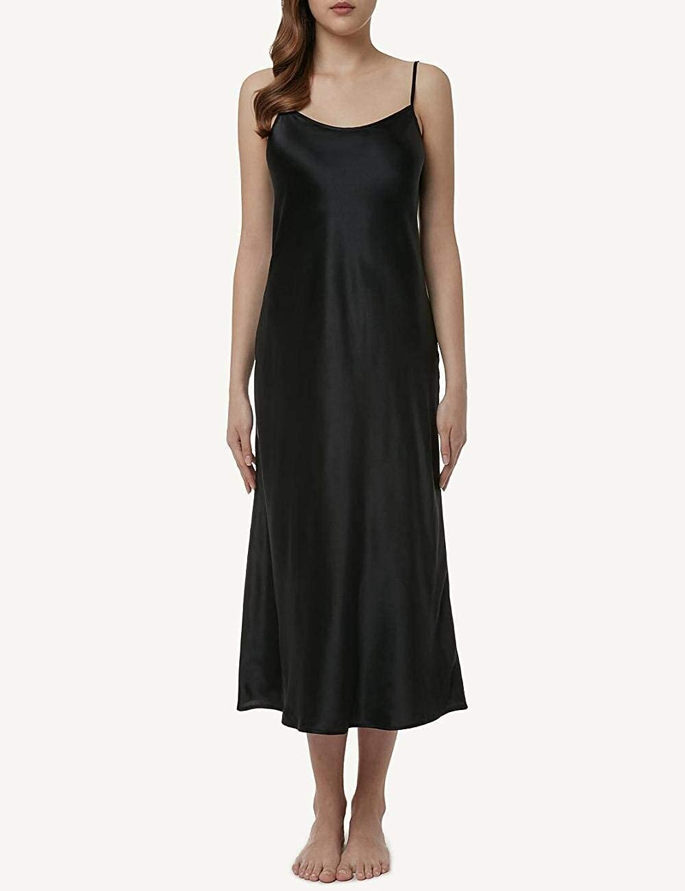 450337a6c592 Intimissimi Womens Midi-Length Slip in Silk: Amazon.co.uk: Clothing