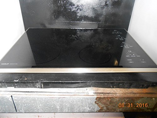 Wolf Induction Glass Cook Top Part 811096 820512