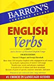 English Verbs: And a Review of Standard English Usage (Barron's Verb Series)
