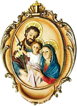 17 Inch Holy Family