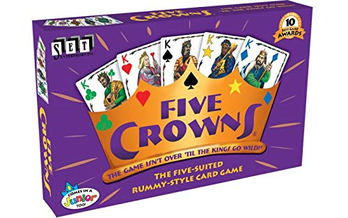 (SET Enterprises Five Crowns )
