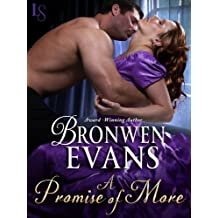 A Promise of More: A Disgraced Lords Novel (The Disgraced Lords Book 2)