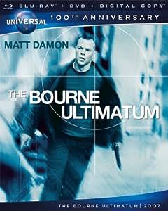 The Bourne Ultimatum    [Blu-ray + DVD] (Bilingual)