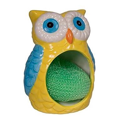 1 X Wise Owl Sponge Holder