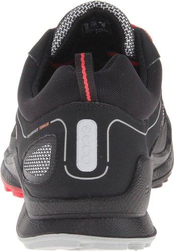 ECCO Biom Ultra Black/concrete/teaberry S/t/d - Sandalias deportivas Mujer Gris (Grau (BLACK/CONCRETE/TEABERRY 58414))