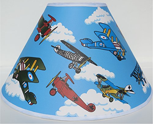 Kids Airplane Lamp - 6