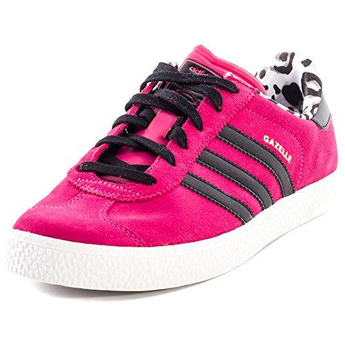 Chaussures De Sport Femme Baskets Adidas Originals Cuir Gazelle En Fille Rose Léopard ngH8xZ