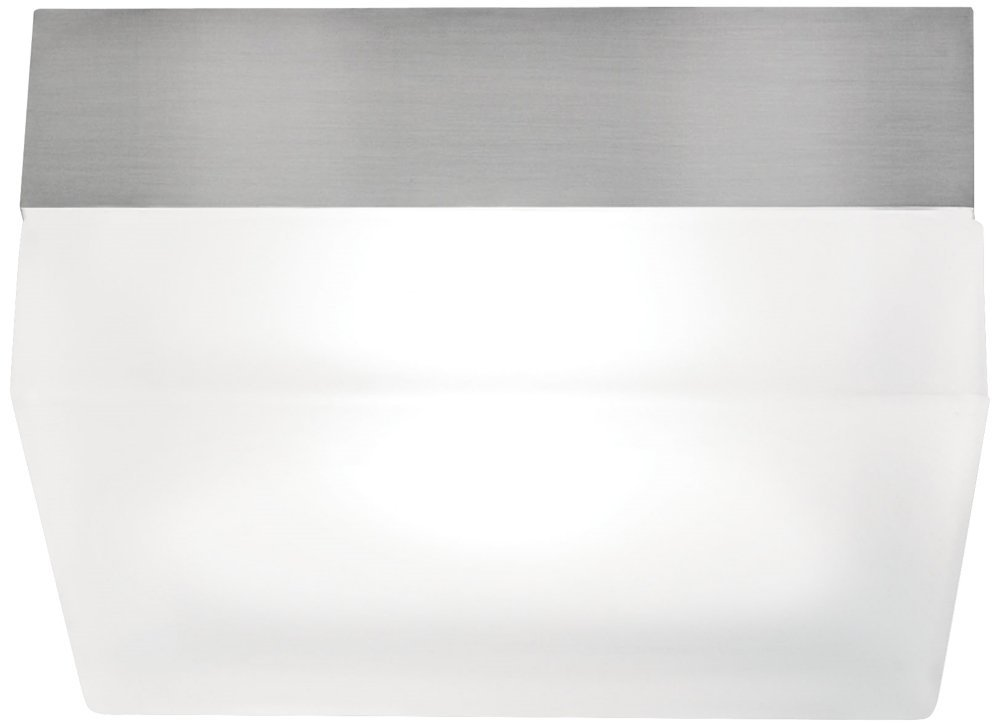 Tech Lighting 700FM90LS, TL 90,  Large Square Ceiling/Wall Shade, Satin Nickel by Tech Lighting (Image #1)