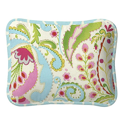 Carousel Designs Kumari Garden Decorative Pillow Rectangular by Carousel Designs