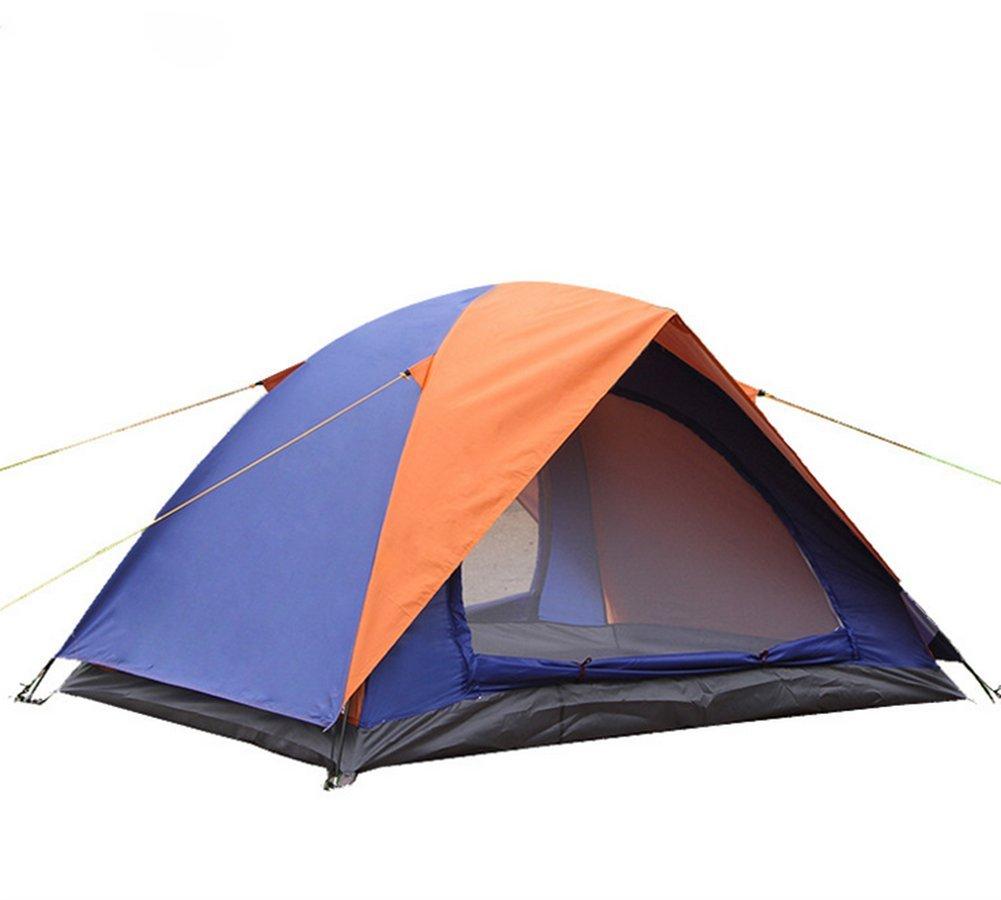 Fptcustom Outdoor-Camping Zelt, Anti-Regen-Sonnenschutz Sommer Reisen-Zelt