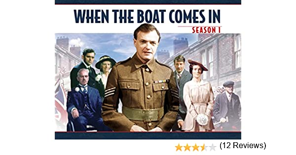 Amazon.com: When the Boat Comes In Season 1: James Bolam, James Garbutt, Jean Haywood, Edward Wilson, Susan Jameson, Michael Hayes, Terence Williams, ...