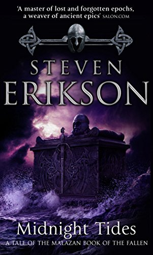 Midnight Tides: (Malazan Book of the Fallen 5) (The Malazan Book Of The Fallen) (English Edition)