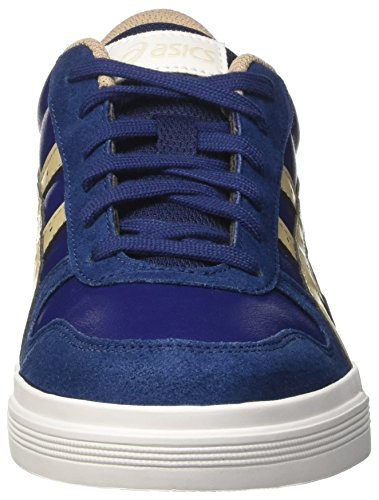 Varios Colores Hombre para de Gimnasia Asics Latte Zapatillas Blue Aaron Indigo x6ZgPA
